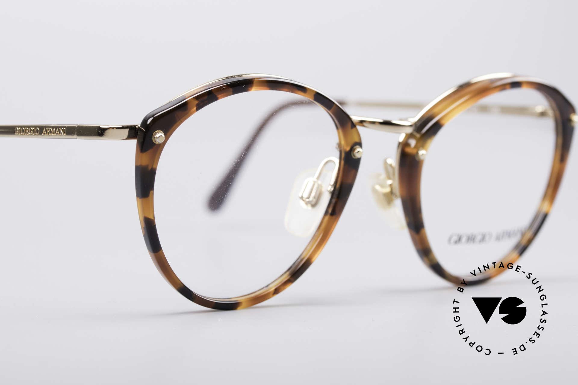 Giorgio Armani 354 No Retro Glasses 80's Frame, NO RETRO glasses, but a genuine 30 years old original, Made for Men and Women