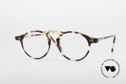Persol 750 Ratti 80's Panto Glasses Details