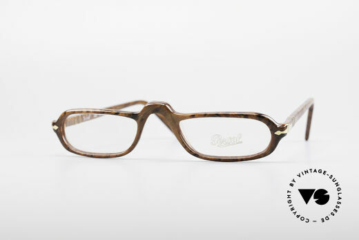 Persol 303 Ratti 80's Reading Glasses Details