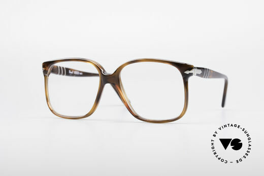 Persol 58146 Ratti Classic 80's Eyeglasses Details