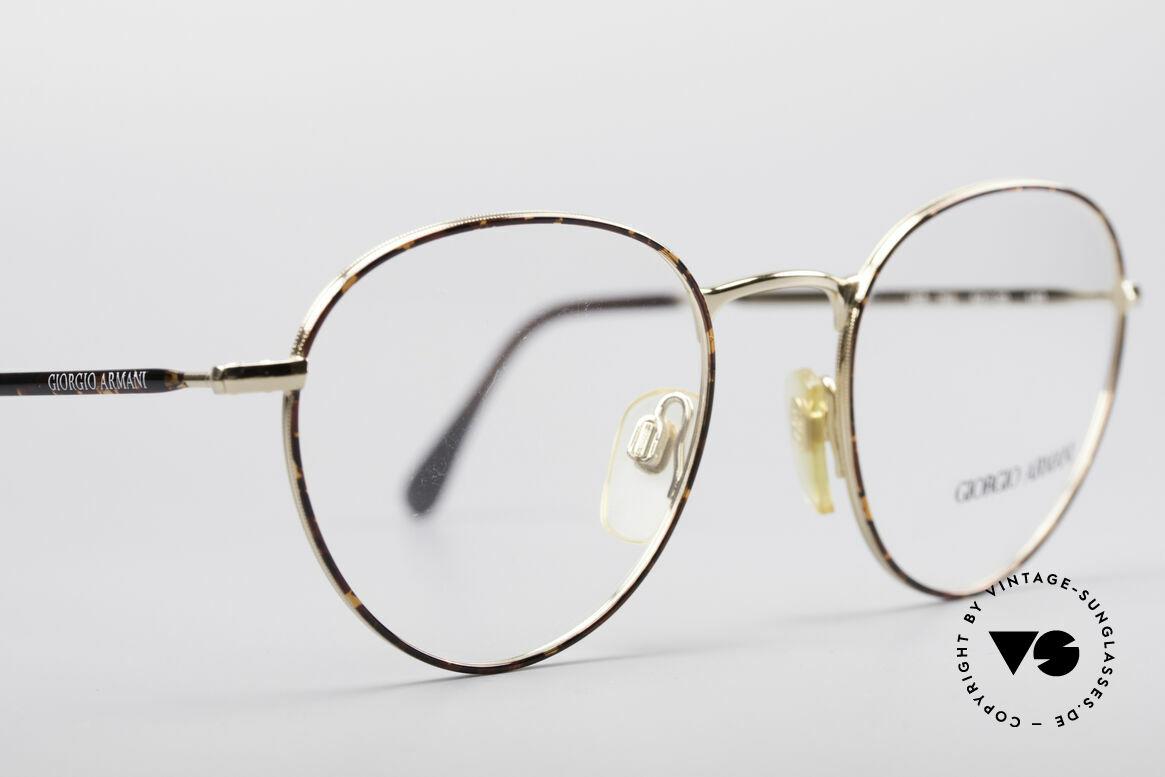 Giorgio Armani 165 Panto Vintage Glasses