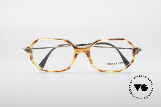 Giorgio Armani 349 Octagonal Vintage Frame, Size: small, Made for Men and Women