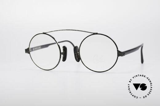 Christian LaCroix 7335 90's Vintage Glasses Details
