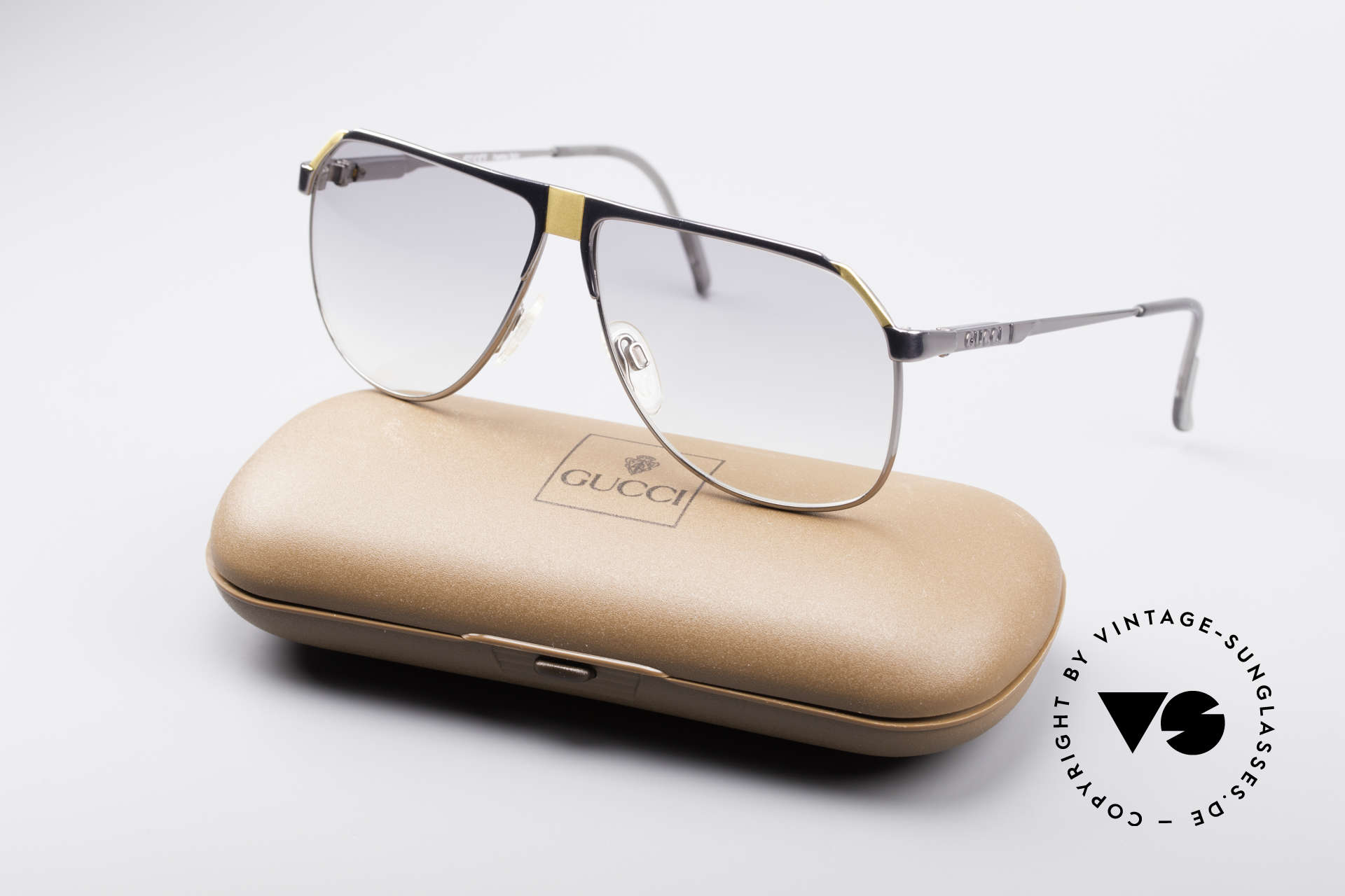 "Gucci 1201 80's Luxury Designer Shades, a vintage designer ""must-have"" of top-quality !!!, Made for Men"