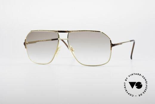 Gucci 1213 80's Luxury Designer Frame Details