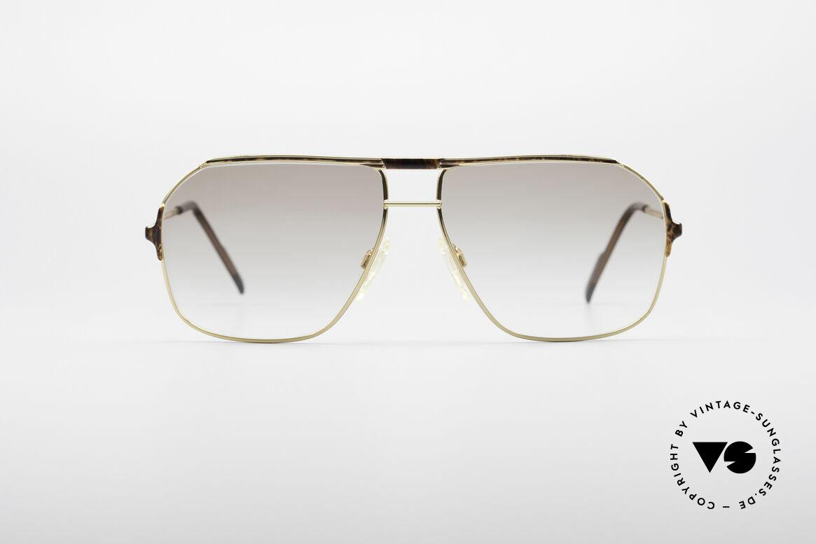 Gucci 1213 80's Luxury Designer Frame