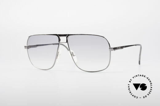 Gucci 1205 80's Men's Designer Shades Details