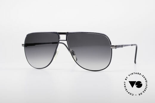 Gucci 1206 80's Men's Luxury Shades Details