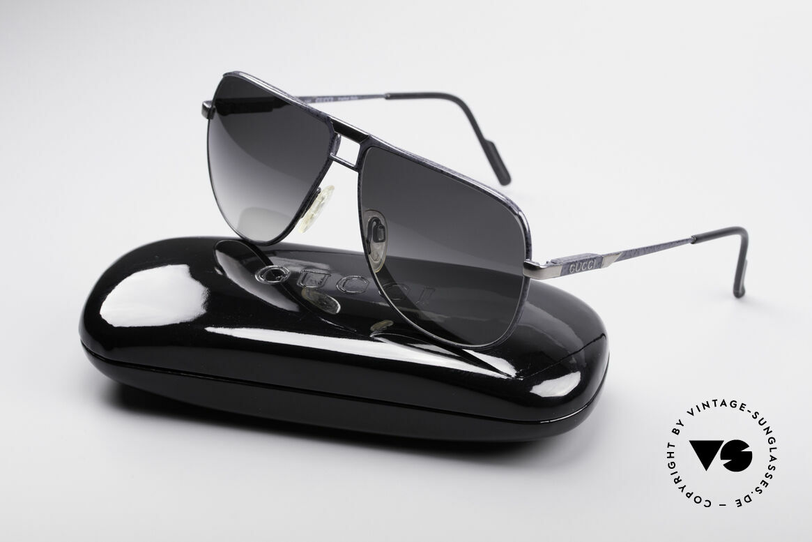 Gucci 1206 80's Men's Luxury Shades