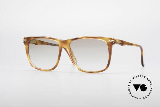 Gucci 1115 Classic 80's Sunglasses Details