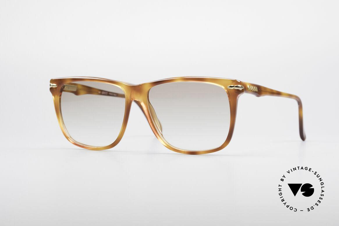 Gucci 1115 Classic 80's Sunglasses, classic VINTAGE designer sunglasses by GUCCI, Made for Men