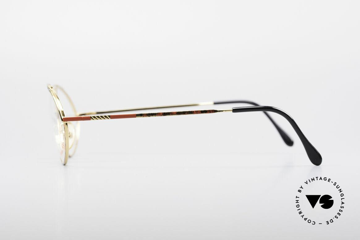 Casanova LC13 24kt Gold Plated Glasses, Size: medium, Made for Women
