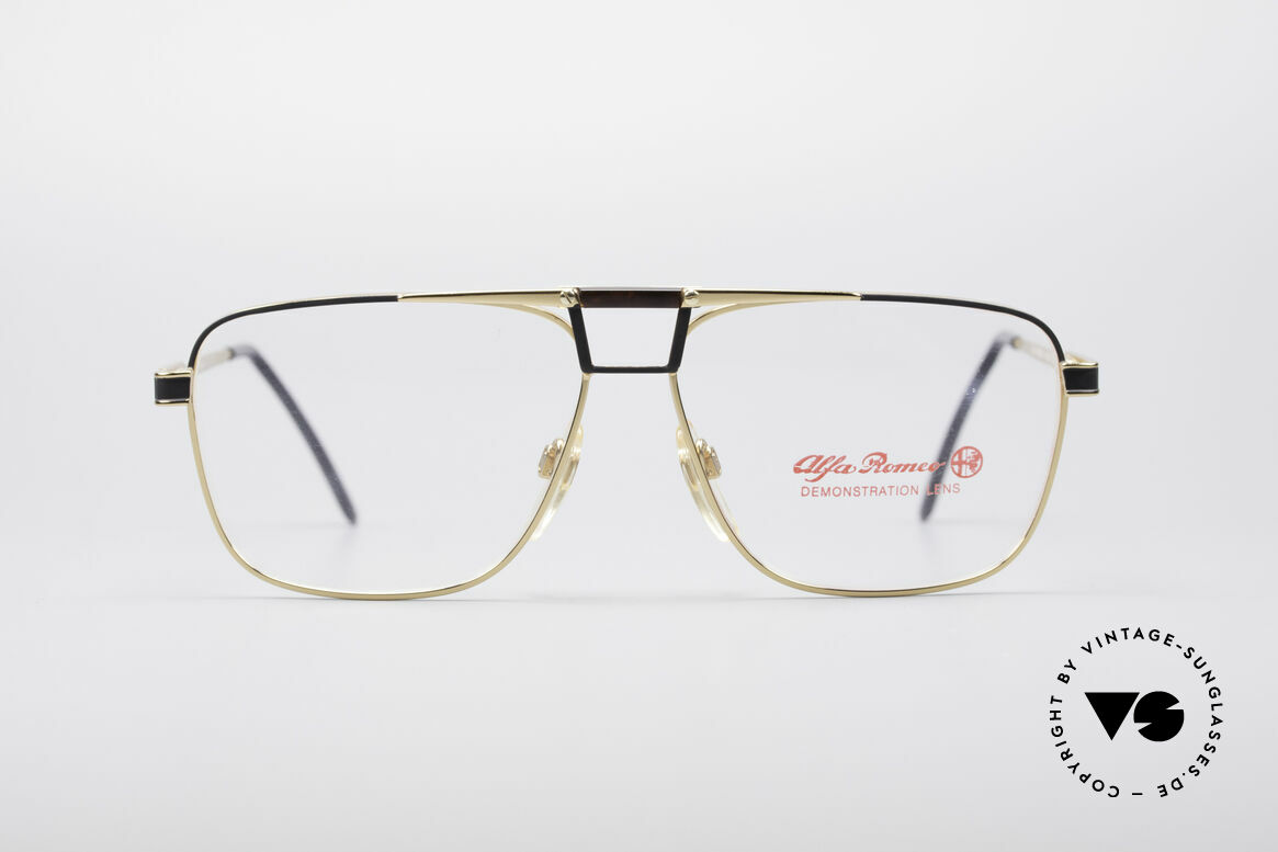 Alfa Romeo 119-603 Classic 80's Glasses