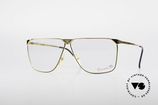 Casanova NM9 No Retro 80's Vintage Glasses Details