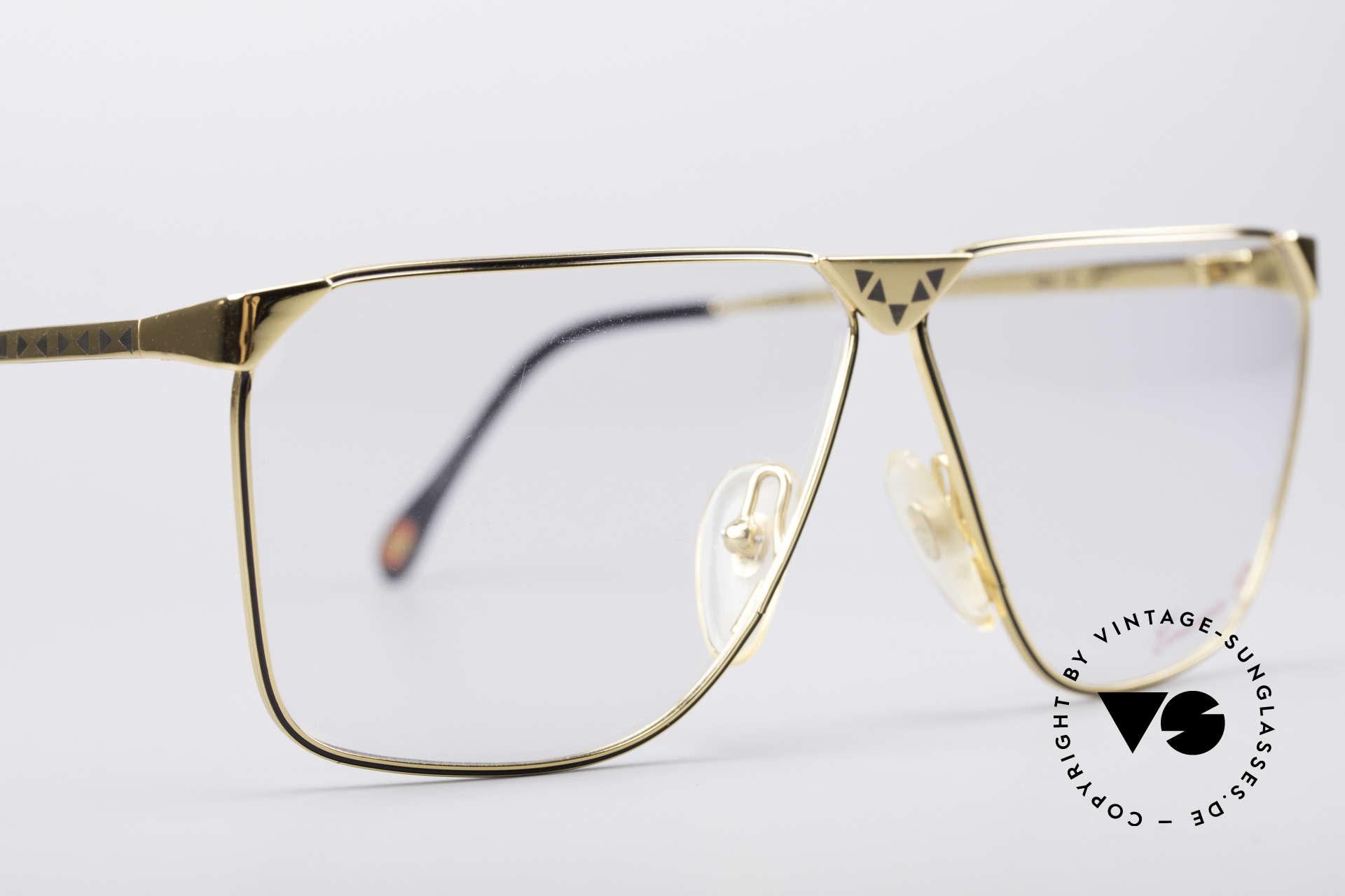 Casanova NM9 No Retro 80's Vintage Glasses, NOS - unworn (like all our vintage Casanova frames), Made for Men