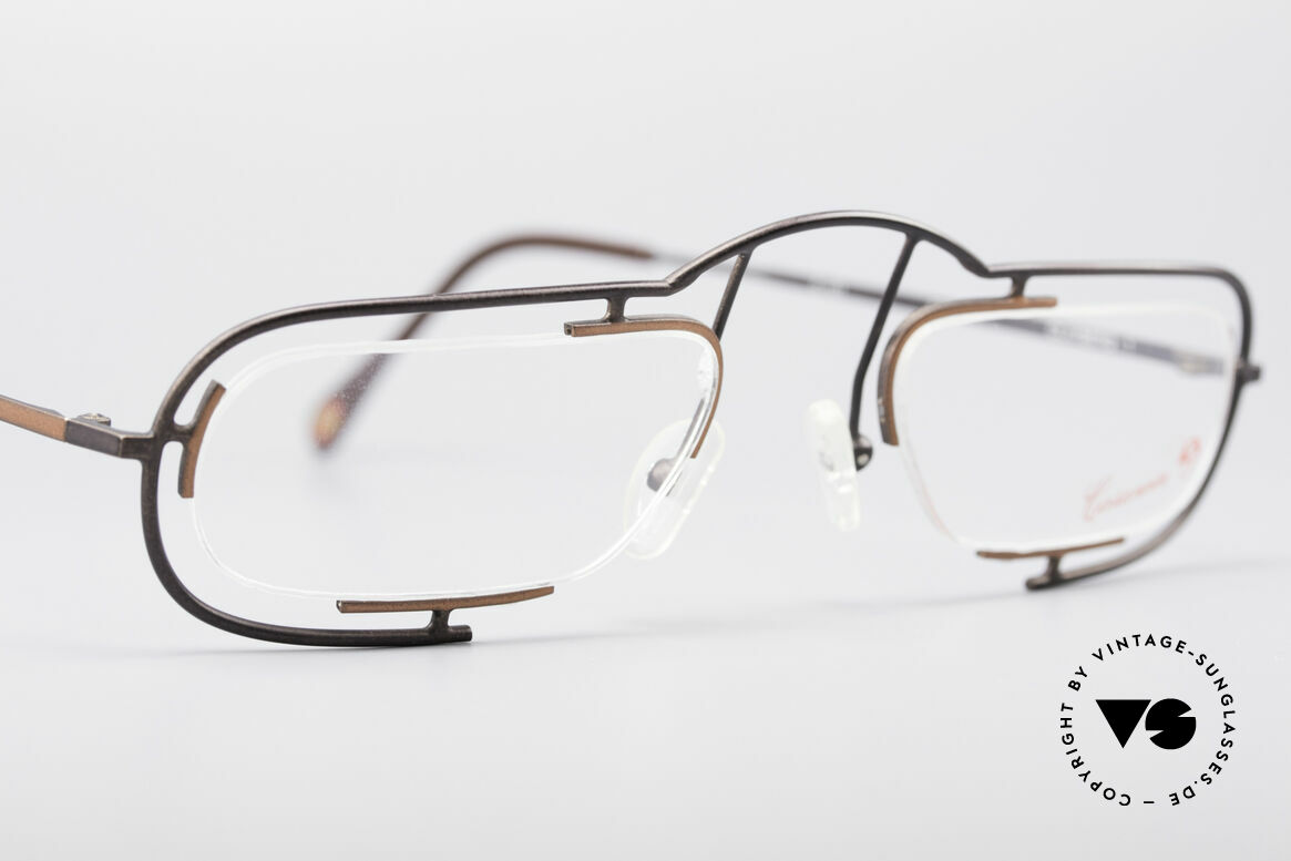 Casanova Clayberg Rare Vintage Eyglass Frame, NO RETRO eyewear, but an old 1980's ORIGINAL!!, Made for Men and Women