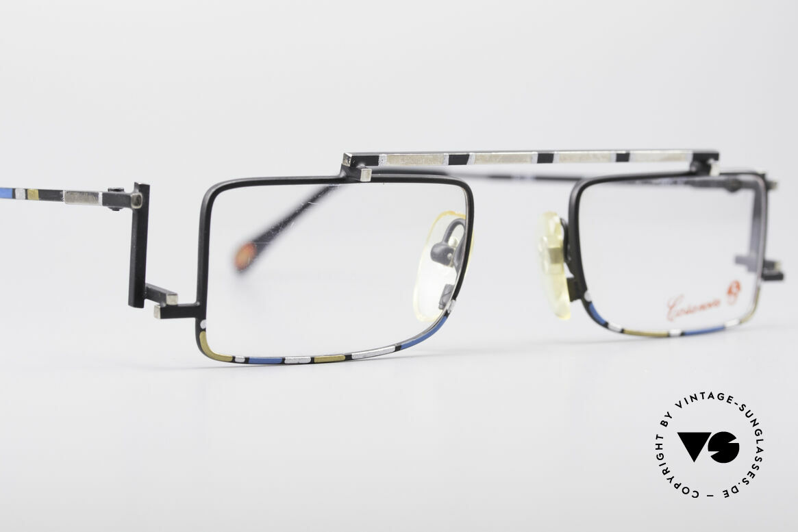 Casanova RVC3 Industrial Steampunk Frame, premium-quality and ultra lightweight (only 20 gram), Made for Men and Women