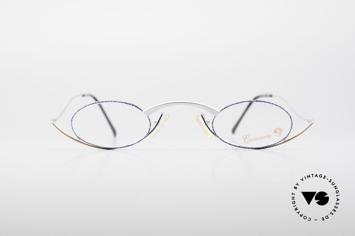Casanova LC44 Artistic Reading Glasses, design: full of verve and something really different!, Made for Men and Women
