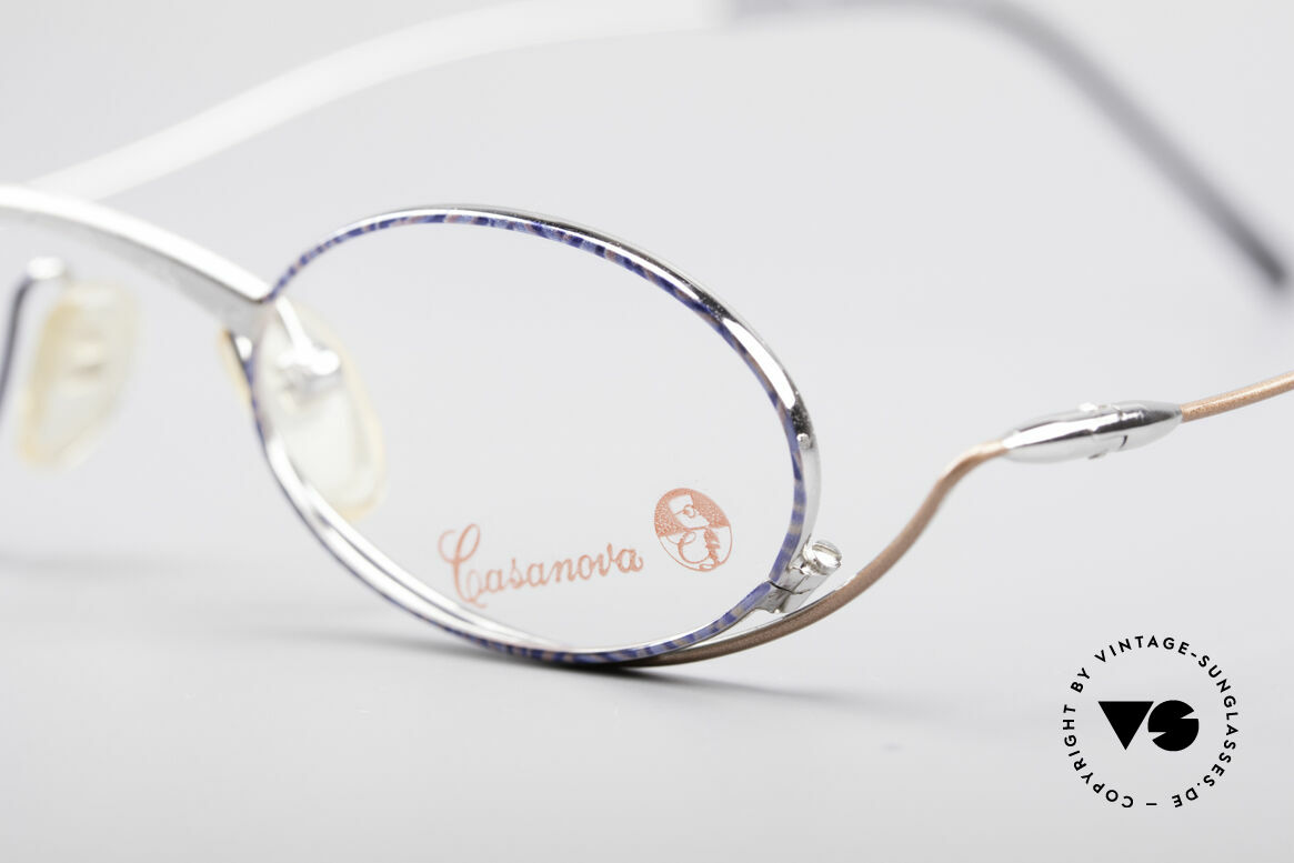 Casanova LC44 Artistic Reading Glasses, simply a fantastic combination of art & functionality, Made for Men and Women