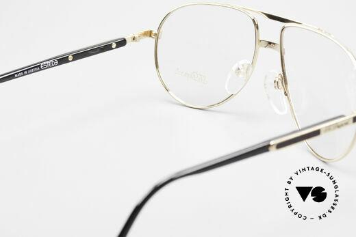 S.T. Dupont D023 Luxury Aviator Frame For Men, NO RETRO eyeglasses, but a precious 1990's ORIGINAL, Made for Men