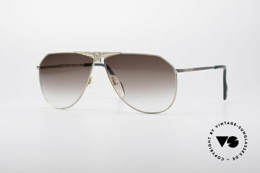 Longines 0150 True Vintage Aviator Shades Details