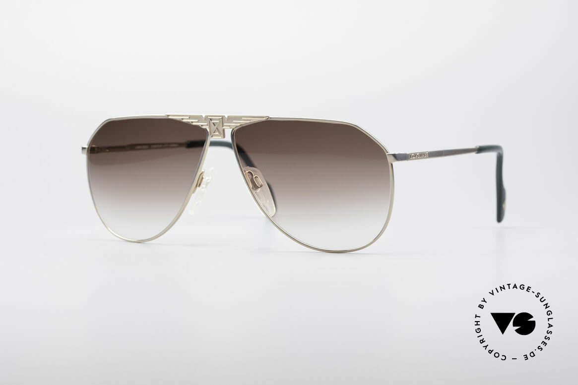 Longines 0150 True Vintage Aviator Shades, high-end vintage designer sunglasses by LONGINES, Made for Men