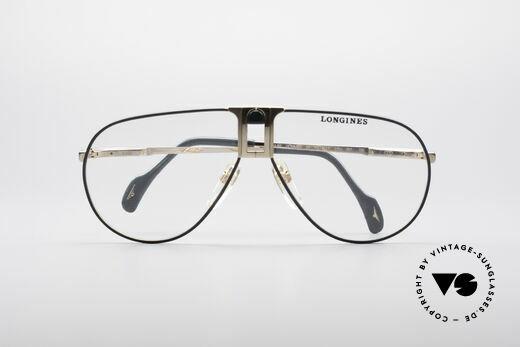 Longines 0154 1980's Aviator Glasses, NO RETRO EYEWEAR, but a true old 1980's Original!!, Made for Men