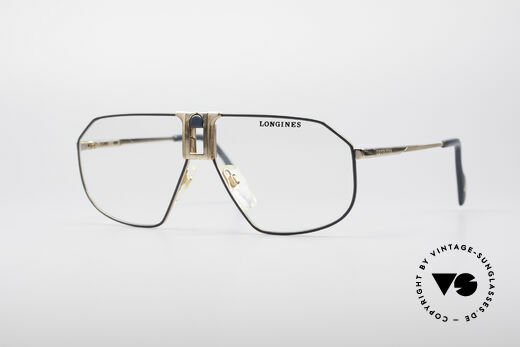 Longines 0153 80's Luxury Men's Frame Details