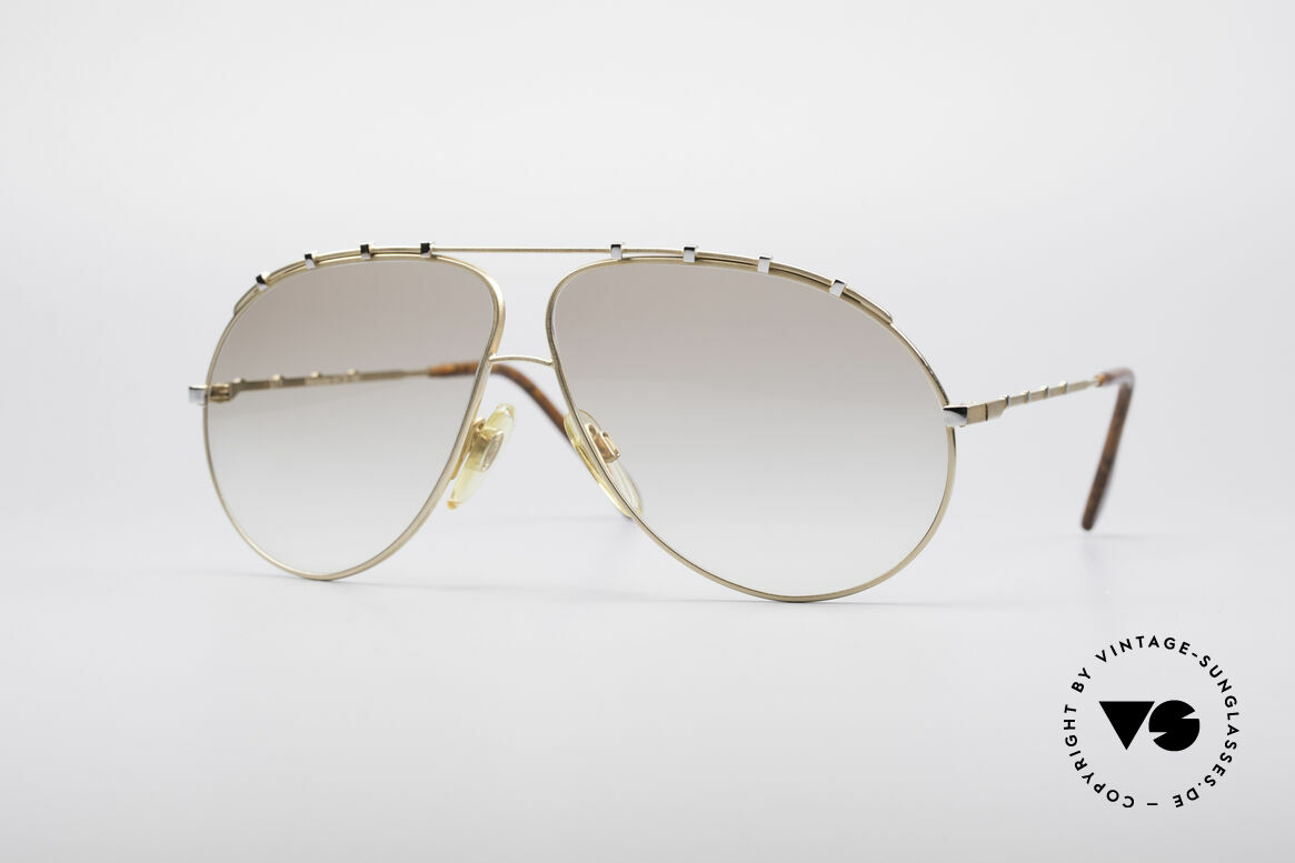 Zollitsch Marquise Rare Vintage Shades, vintage Zollitsch designer sunglasses from the 90's, Made for Men