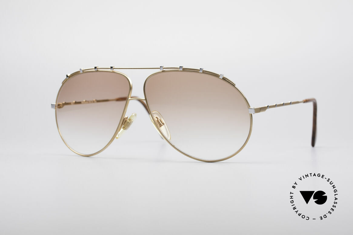 Zollitsch Marquise Rare Vintage Frame, vintage Zollitsch designer sunglasses from the 90's, Made for Men