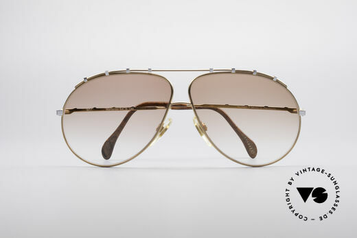 Zollitsch Marquise Rare Vintage Frame, unworn (like all our rare vintage ZOLLITSCH shades), Made for Men