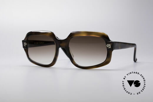 Pierre Cardin 12603 70's Designer Shades Details