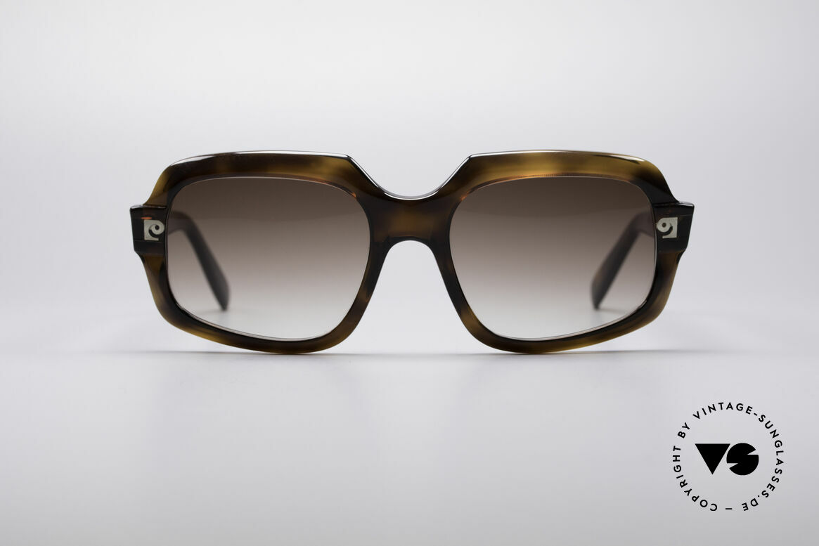 Pierre Cardin 12603 70's Designer Shades, designer sunglasses of the 70's by Pierre CARDIN, Made for Women