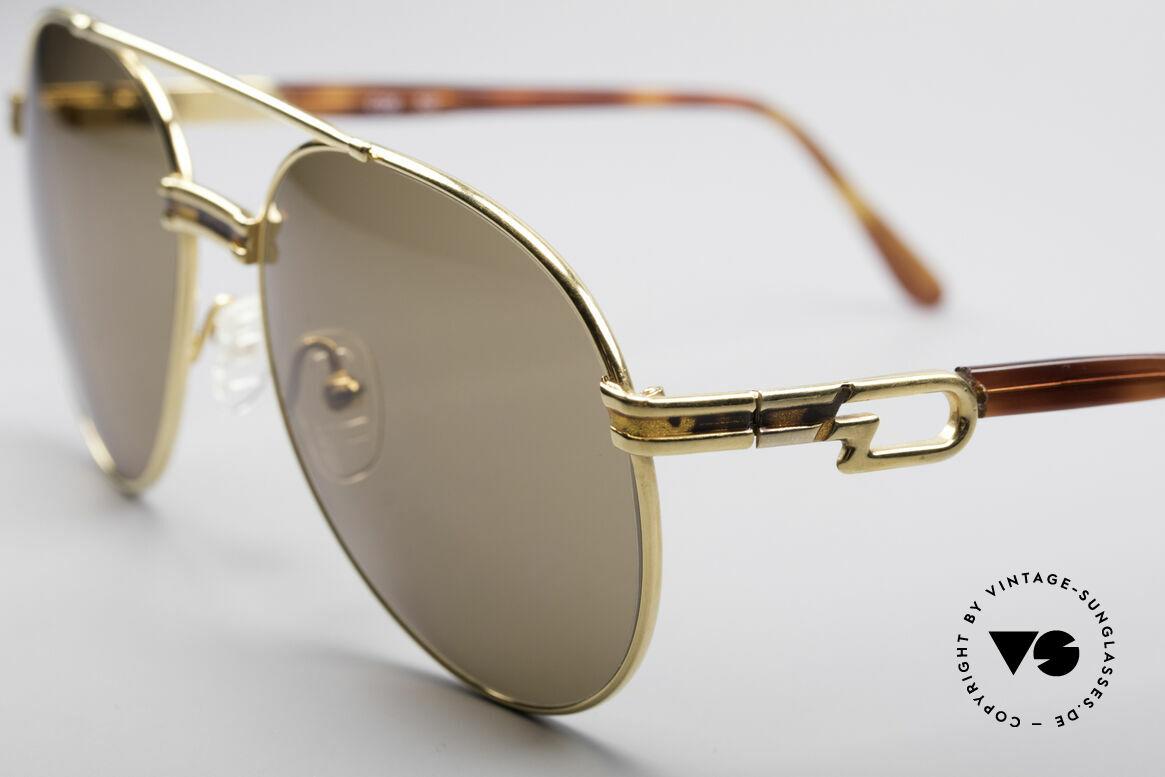 Derapage D2 Vintage No Retro Shades, unworn (like all our vintage Derapae shades), Made for Men