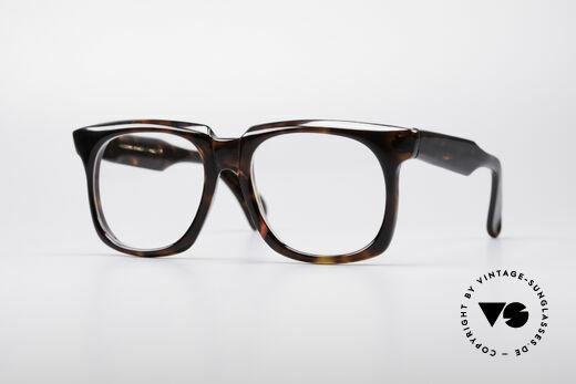 Zollitsch 237 70's Old School Glasses Details