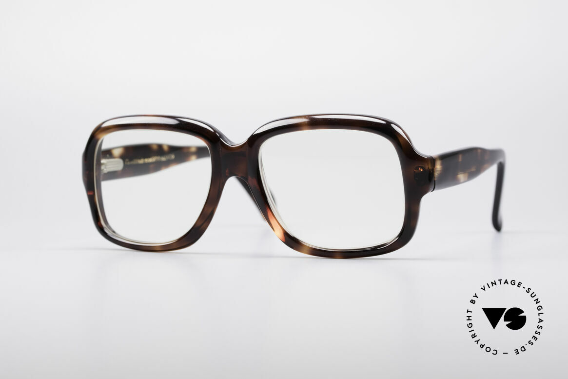 Zollitsch 238 70's Old School Frame, vintage ZOLLITSCH eyeglasses from the early 1970's, Made for Men