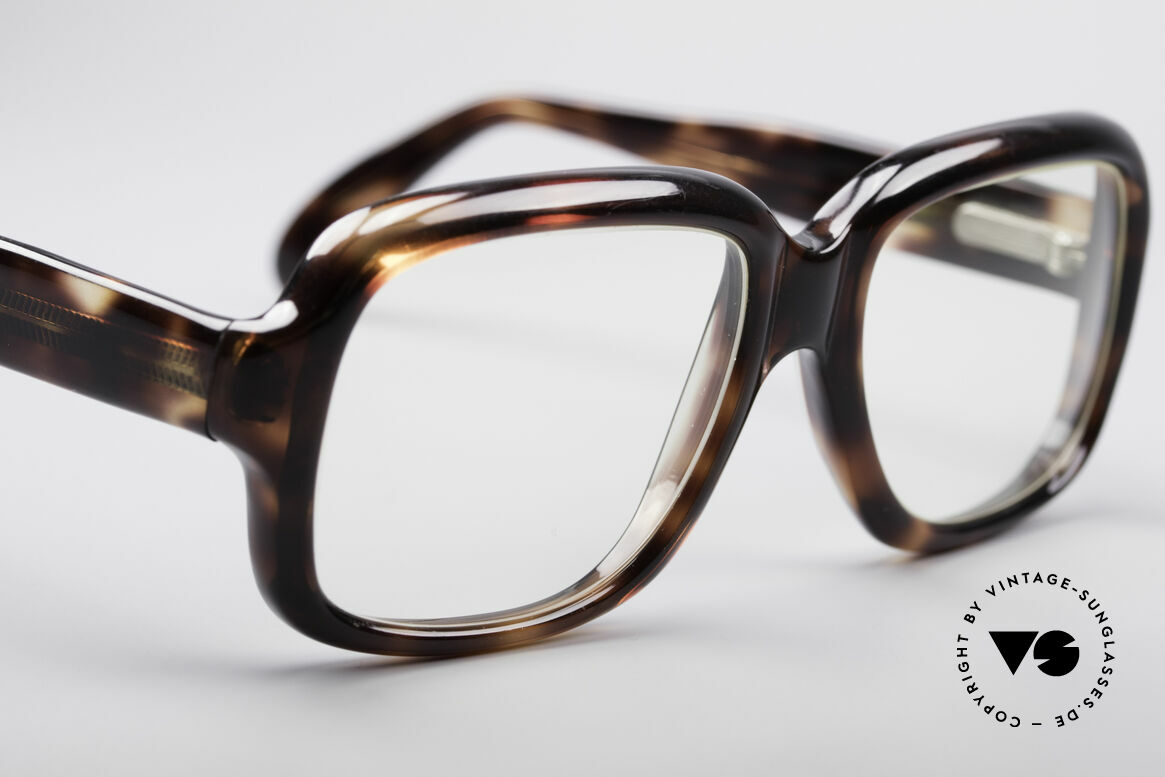 Zollitsch 238 70's Old School Frame, noble, timeless tortoise frame pattern looks like real, Made for Men