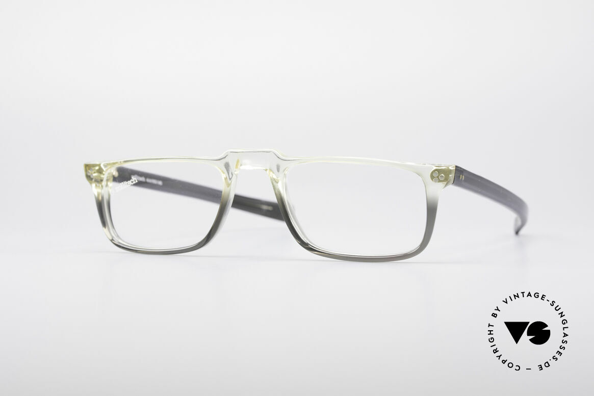 Zollitsch 414 Old 70's Reading Glasses, vintage ZOLLITSCH reading glasses from the 1970s, Made for Men