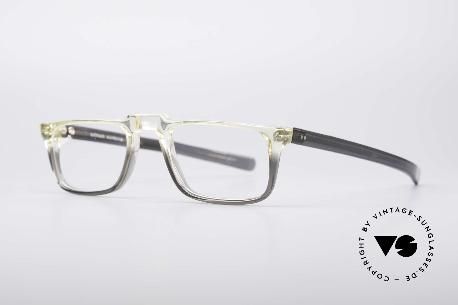 Zollitsch 414 Old 70's Reading Glasses, old 'made in Germany' craftsmanship - monolithic!, Made for Men