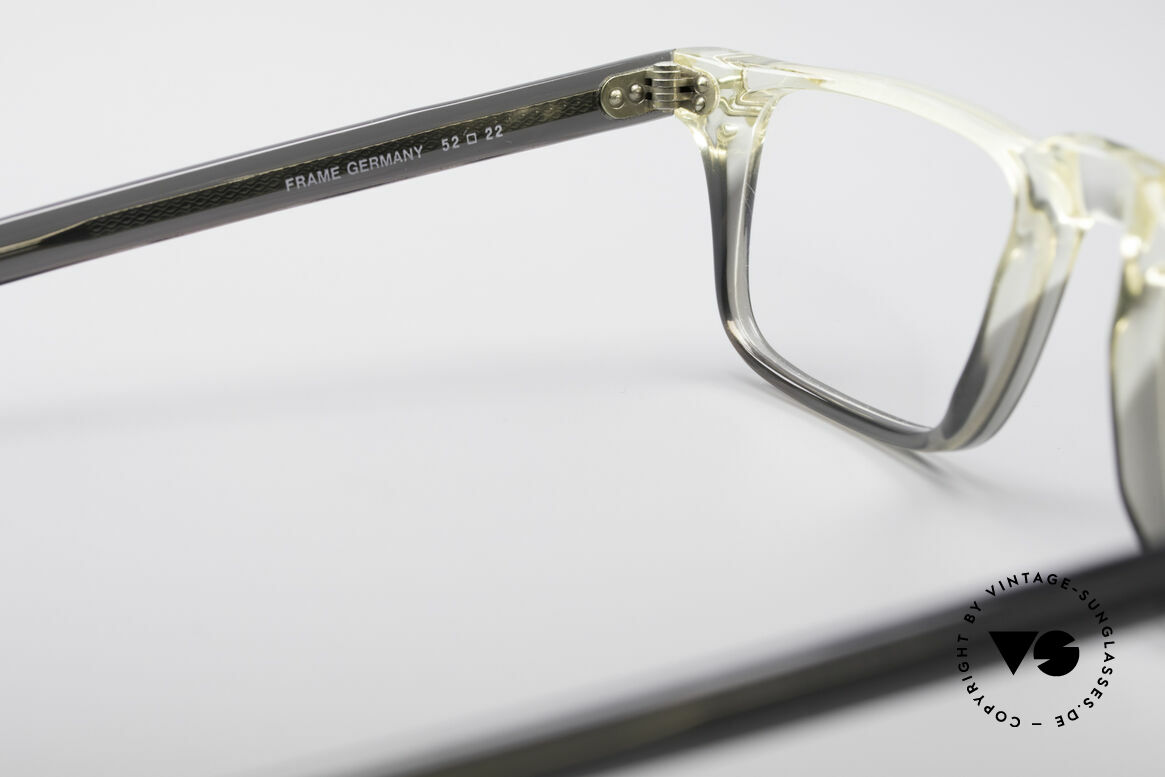 Zollitsch 414 Old 70's Reading Glasses, NO RETRO eyewear, but an app. 40 years old rarity!, Made for Men
