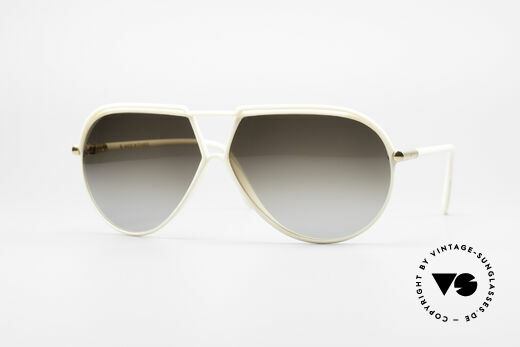 Yves Saint Laurent 8129 Y17 70's Aviator Shades Details
