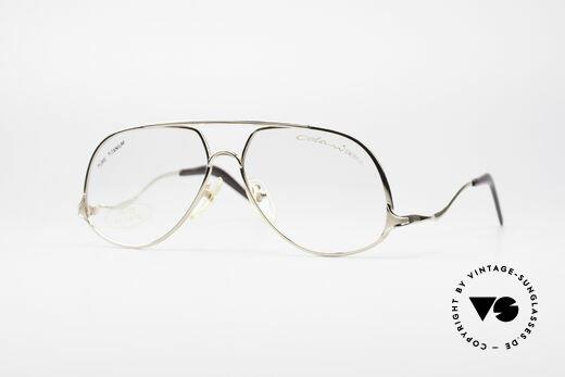 Colani 15-701 Iconic 80's Titan Frame Details
