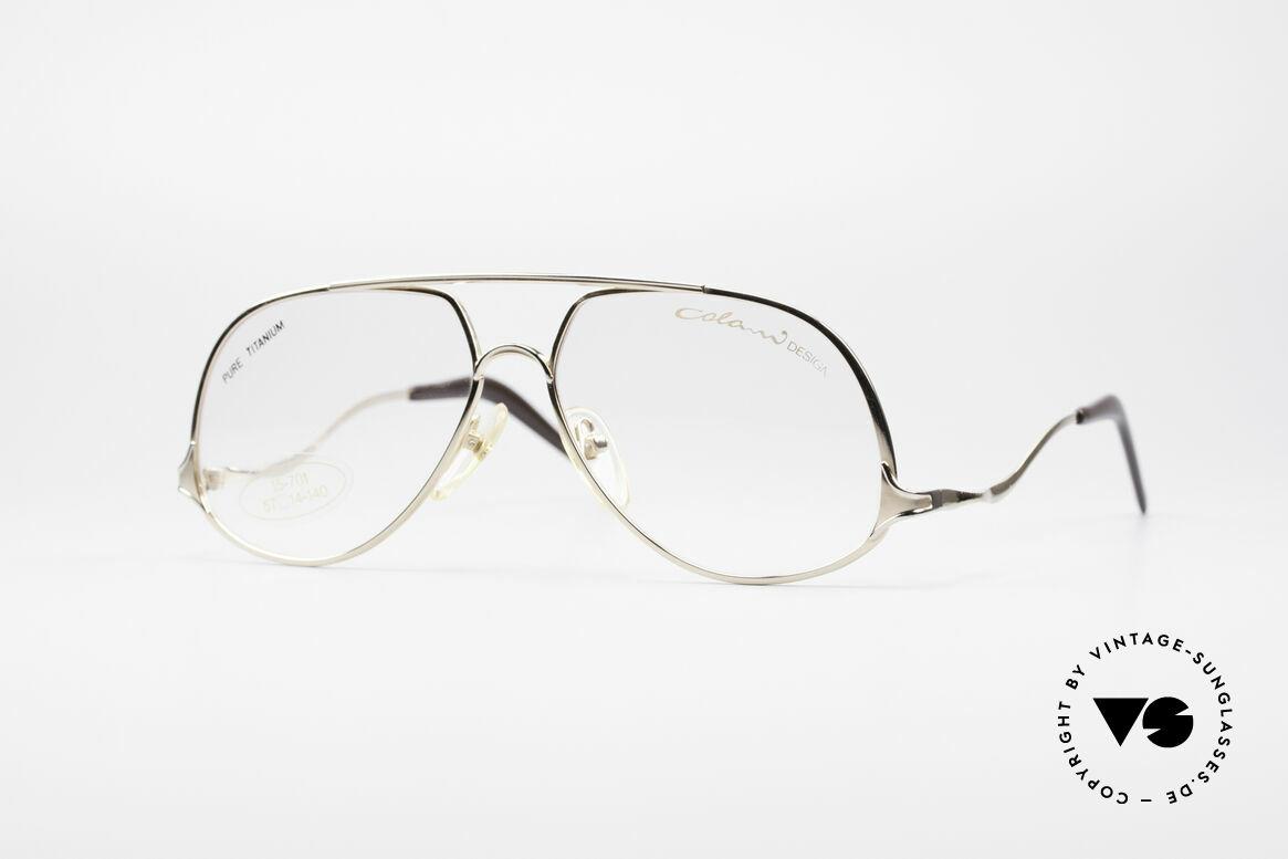 Colani 15-701 Iconic 80's Titan Frame