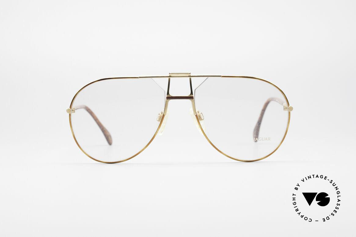 Jaguar 407 80's Luxury Eyeglasses