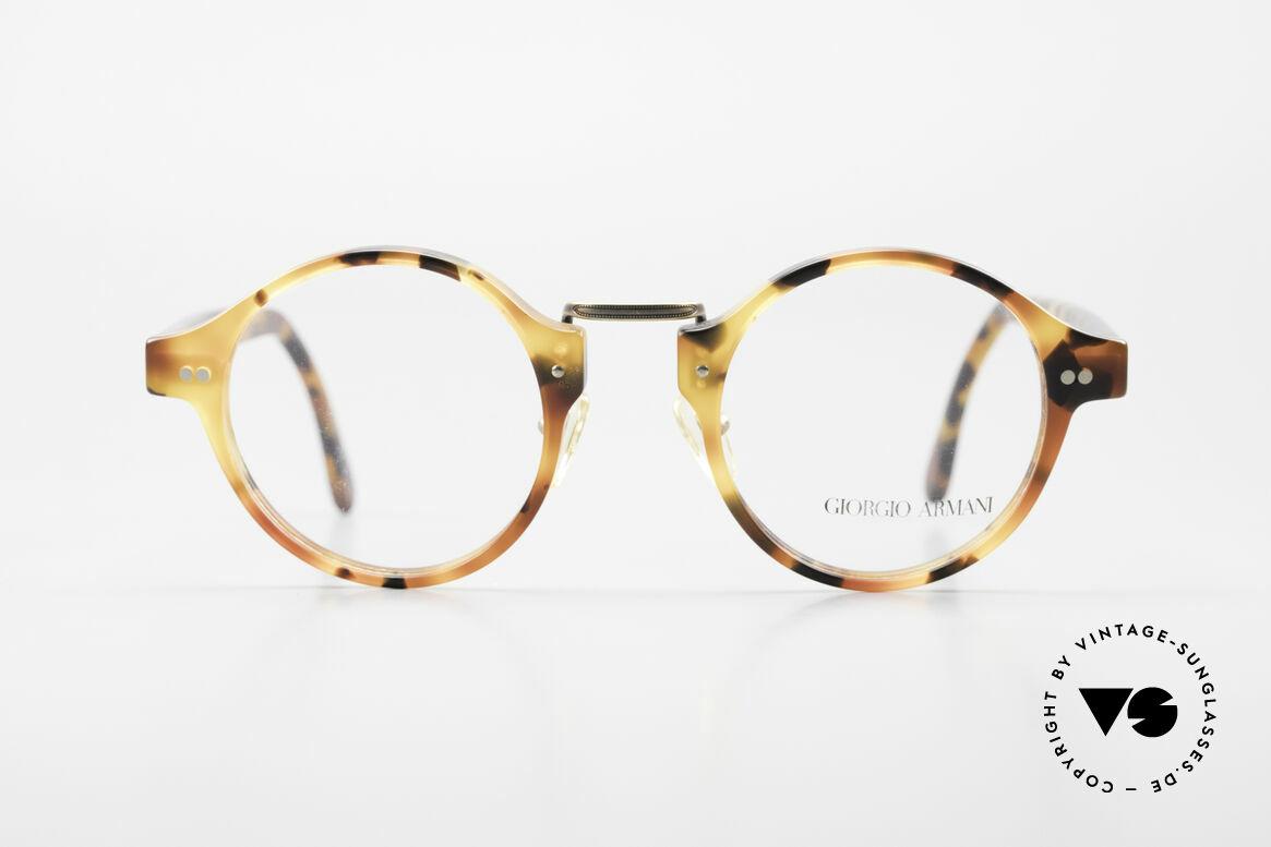 Giorgio Armani 341 80's Vintage Frame No Retro, legendary & world famous 'panto design' - a CLASSIC, Made for Men and Women