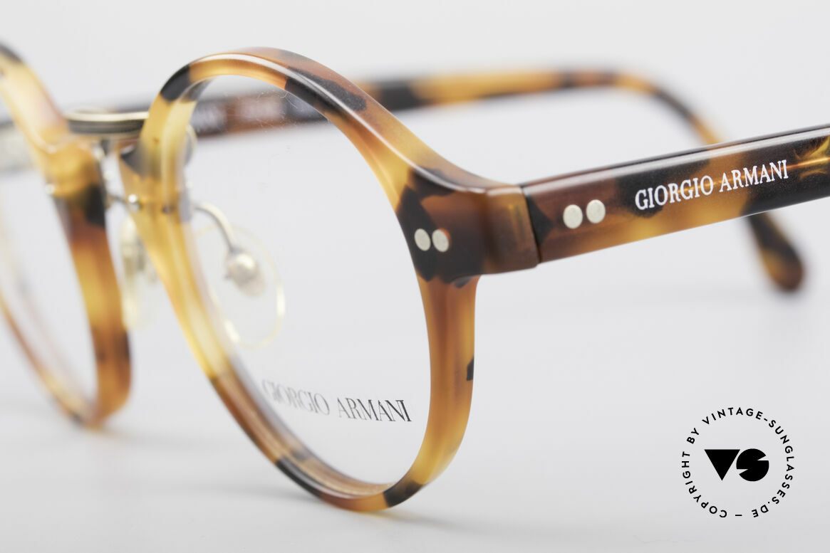 Giorgio Armani 341 Panto Eyeglass-Frame, a brilliant combination of quality, design and comfort, Made for Men