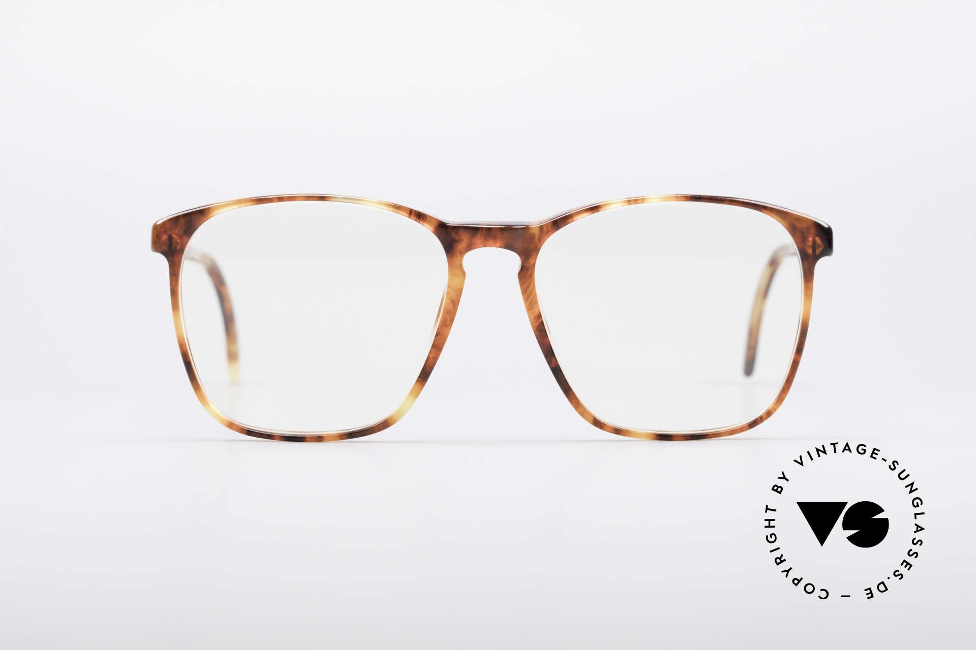Giorgio Armani 328 True Vintage Designer Glasses, classic, timeless, elegant = characteristic of GA, Made for Men