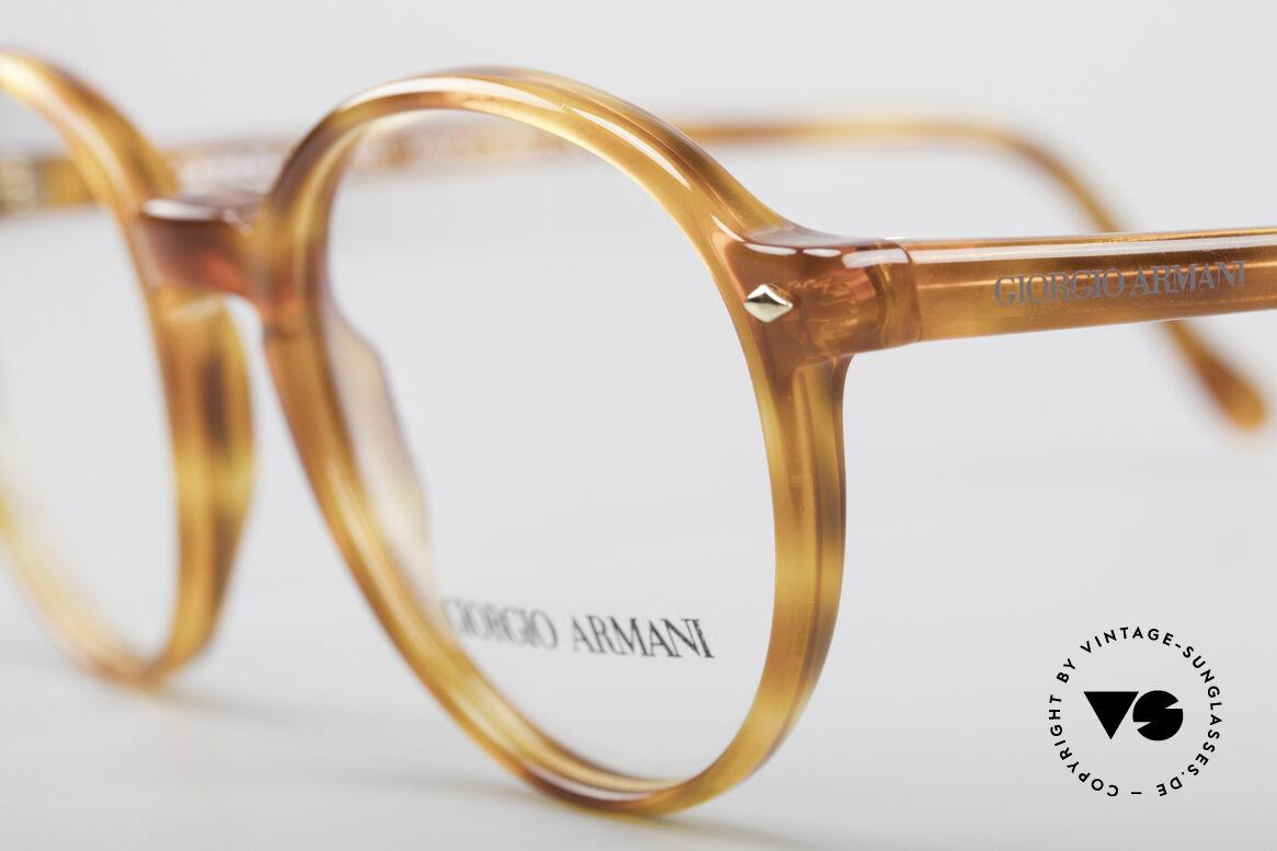Giorgio Armani 325 Panto 90's Eyeglasses, never worn (like all our classic Giorgio Armani specs), Made for Men