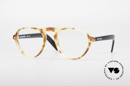 Giorgio Armani 315 True Vintage Eyeglass Frame Details