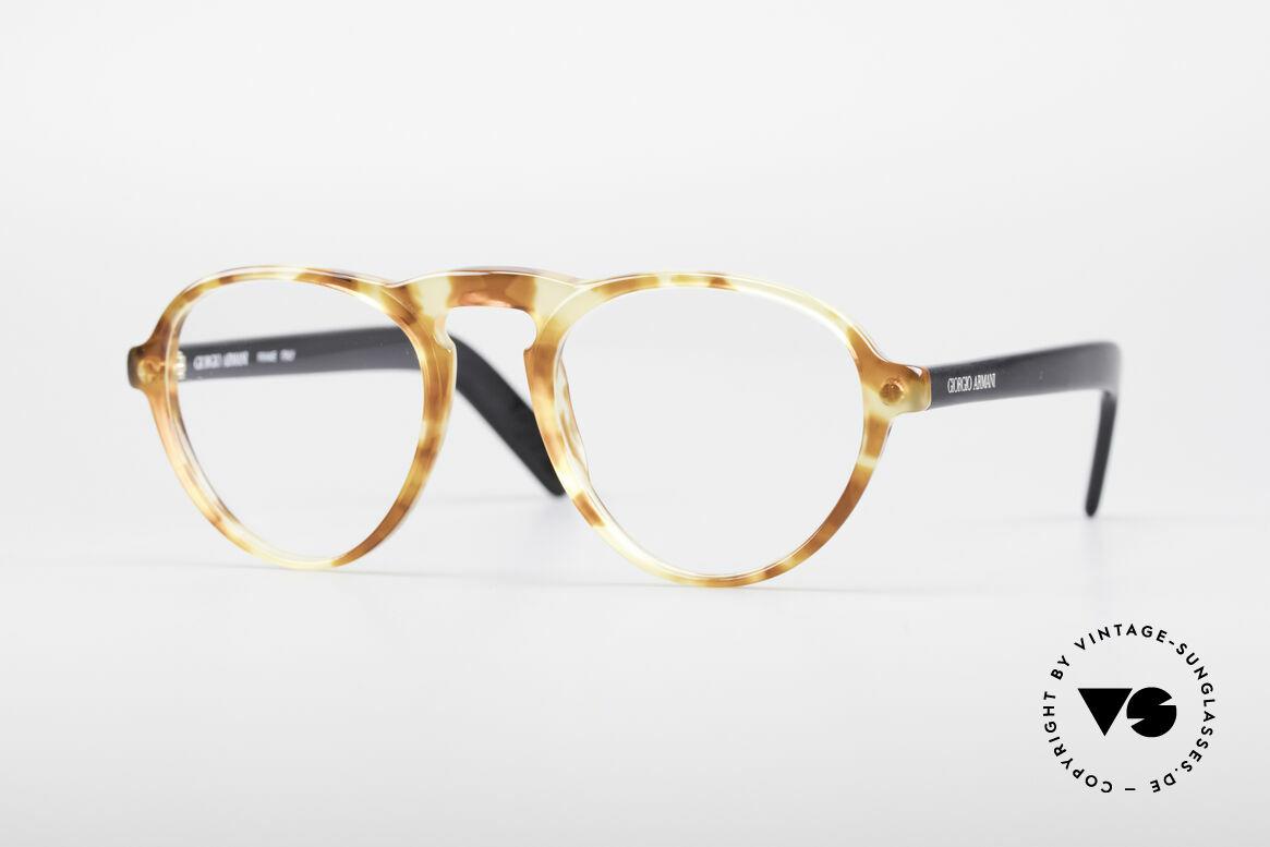 Giorgio Armani 315 True Vintage Eyeglass Frame, true vintage eyeglass-frame by GIORGIO ARMANI, Made for Men